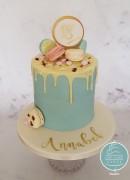 Annabel's drip cake