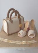 Handbag & High Heels