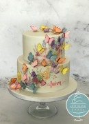 Butterfly Christening