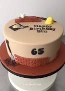cake for a builder