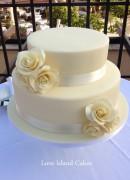 Simply cream roses