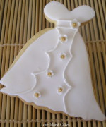 Bride Cookie