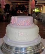 Maria's Rocking Horse Cake