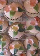 Rustic Springtime Cupcakes