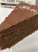 Garache - gluten-free chocolate & walnut cake