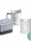 Papa Bear Mug boxed gift