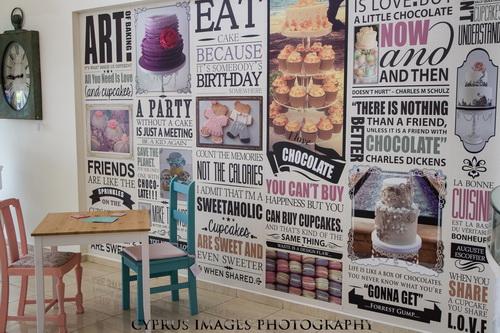 Inside Love Island Cakes
