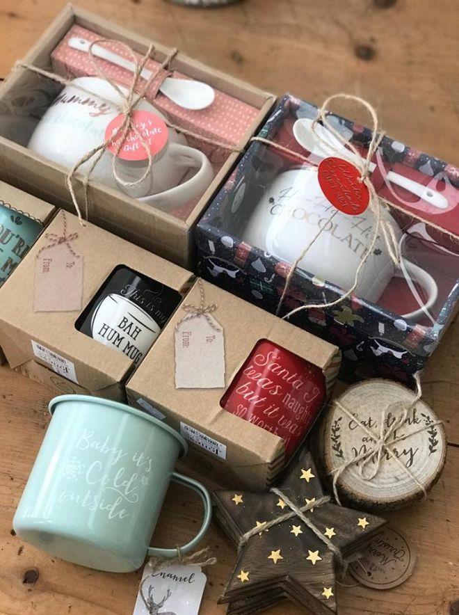 Mugs & Giftsets