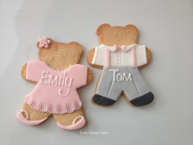 Pageboy & Flowergirl cookies