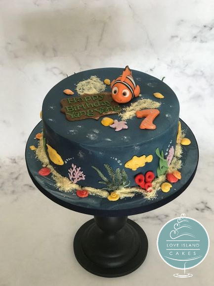 Under the Sea birthday