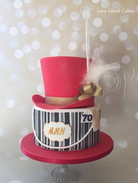 Hat & Hatbox