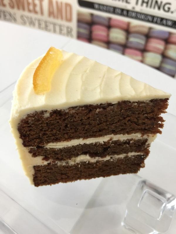Spiced Ginger & Orange cake