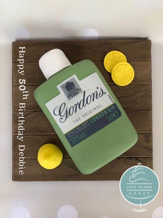 Gin board