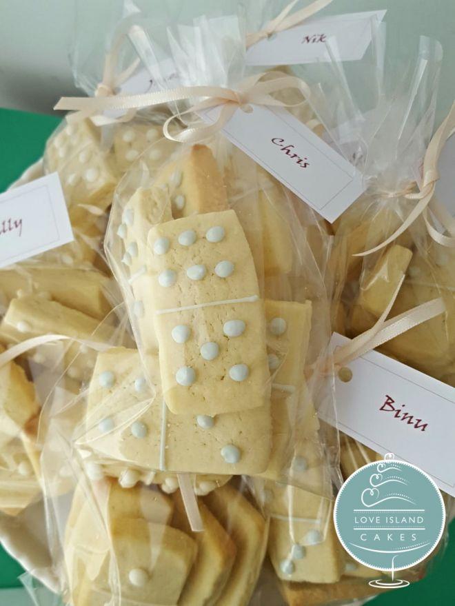 Domino cookies