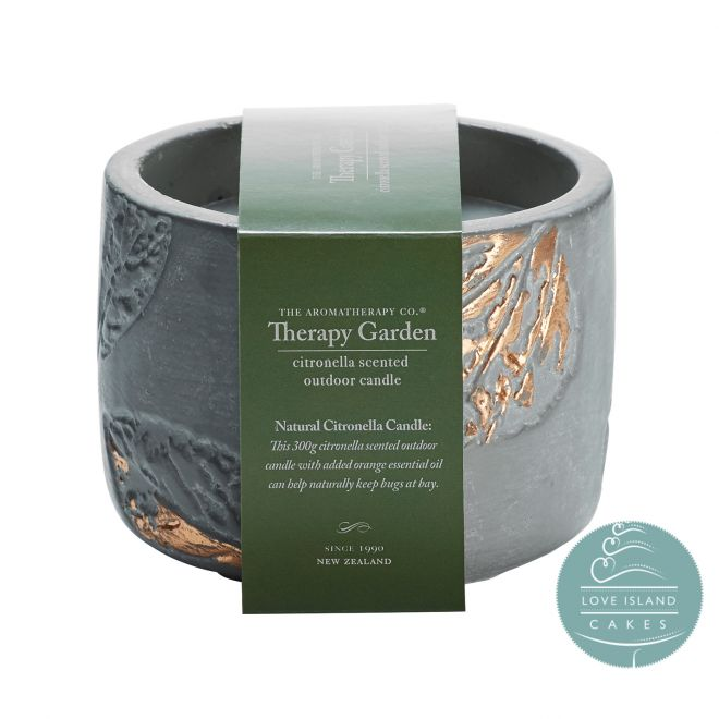 Therapy Garden candles