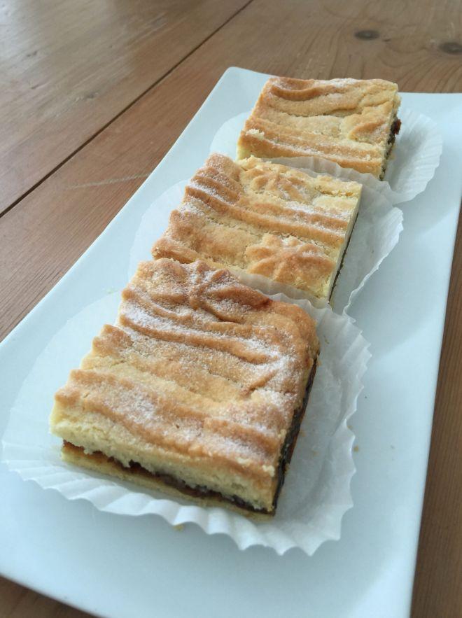 Viennese Mincemeat Slice
