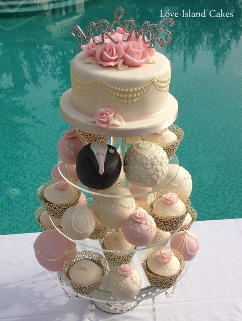 Princess Pink's cakes