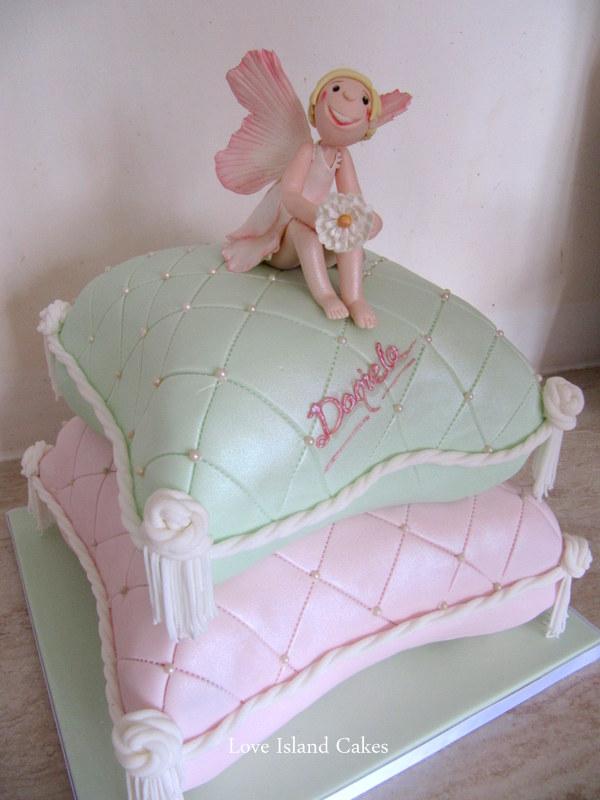 Daniela's Fairy Birthday Cake