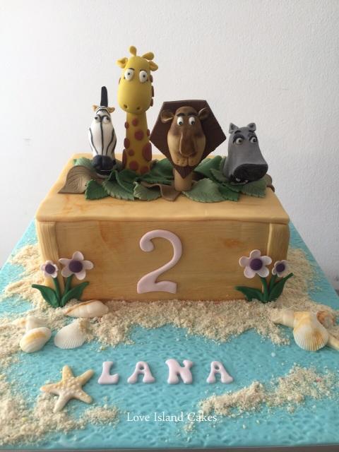 Lana's 2nd birthday