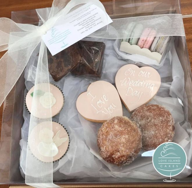 Wedding Morning gift hamper
