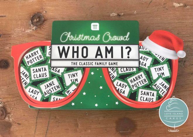 who am i